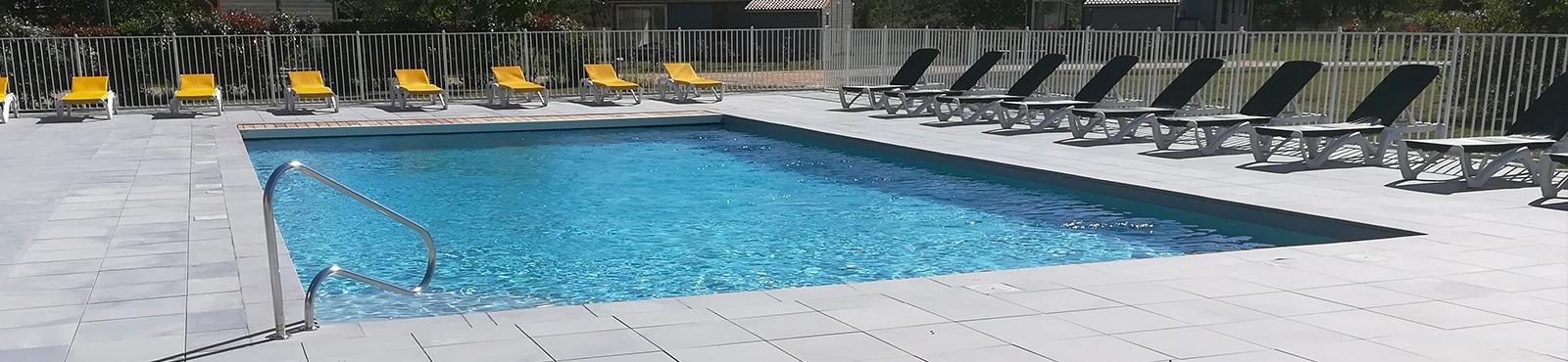 Parc nature et océan hourtin piscine